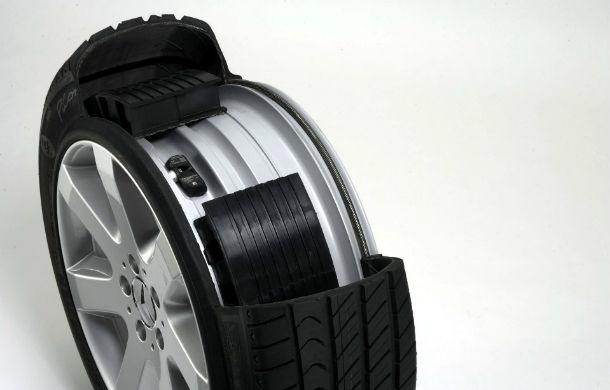 5 caracteristici ale anvelopelor Run on Flat - Poza 1