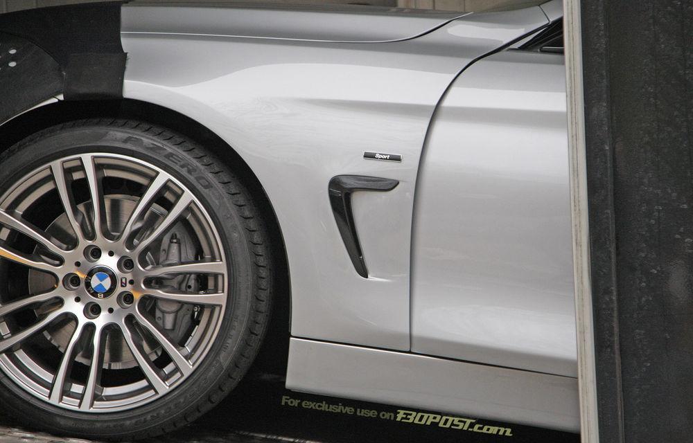 FOTOSPION: Primele imagini ale viitorului BMW Seria 4 - Poza 7