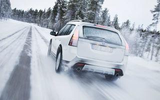 10 ponturi pentru a fi sigur pe şosea în sezonul rece