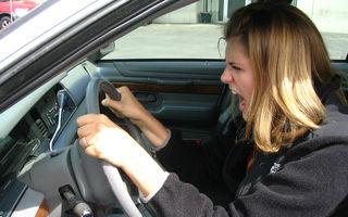 Studiu Goodyear: Şoferii tineri îşi varsă nervii la volan