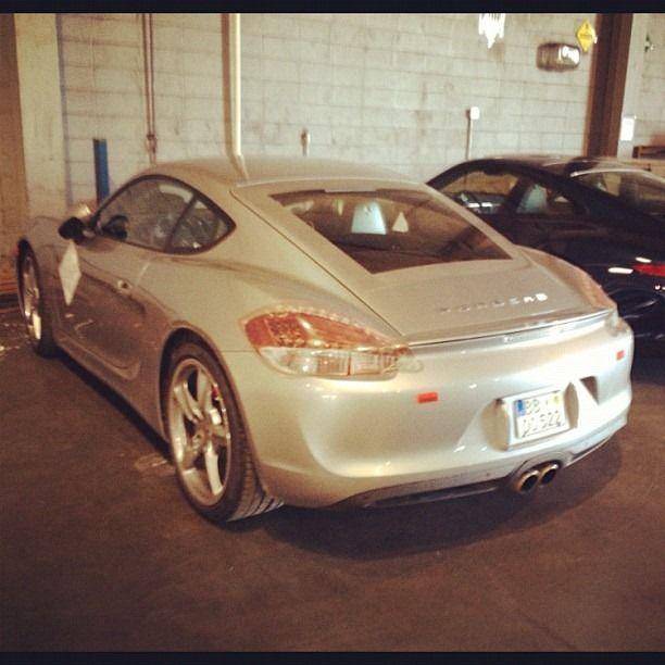 Porsche Cayman, primele imagini neoficiale ale noii generaţii - Poza 2