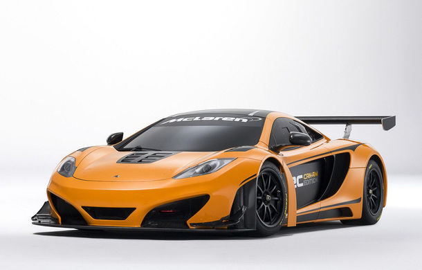 McLaren MP4-12C Can-Am GT - ediție limitată dedicată curselor pe circuit - Poza 3