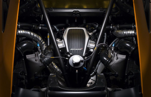 McLaren MP4-12C Can-Am GT - ediție limitată dedicată curselor pe circuit - Poza 14