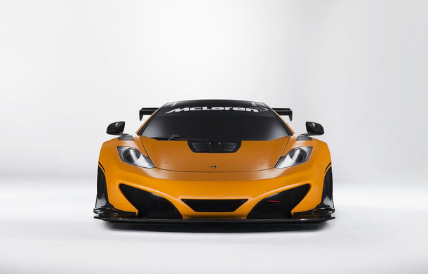 McLaren MP4-12C Can-Am GT - ediție limitată dedicată curselor pe circuit - Poza 6