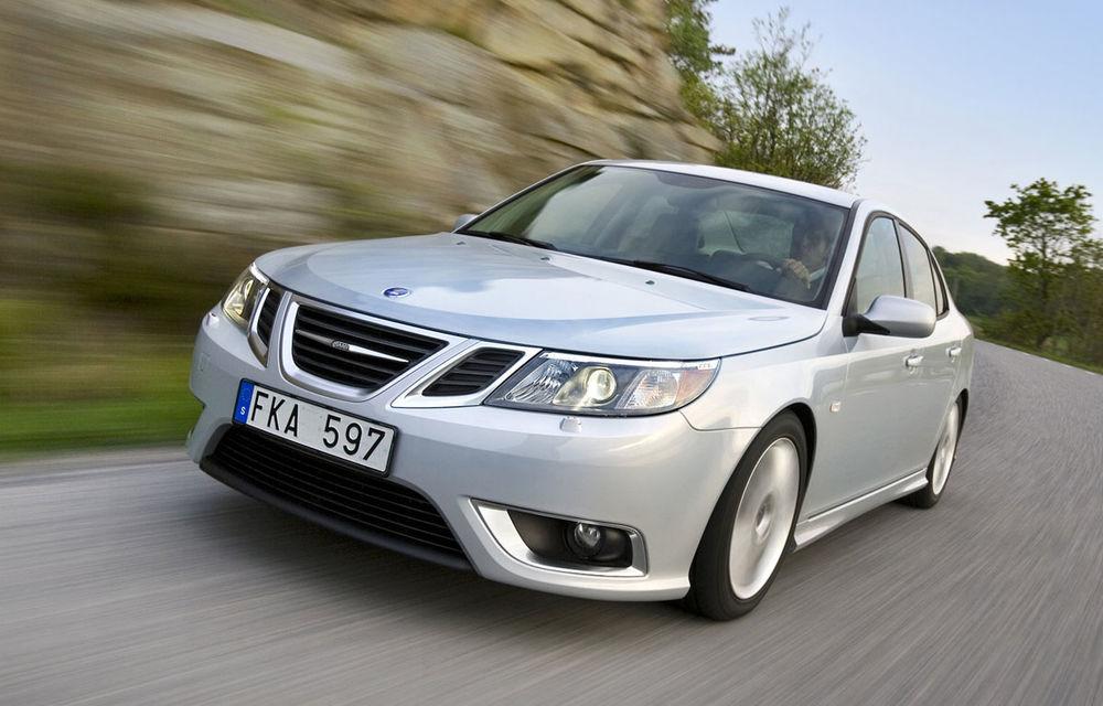 """Saab are şanse să revină pe piaţă în 2013 prin """"reînvierea"""" vechiului 9-3 - Poza 1"""