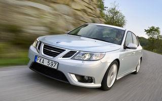 """Saab are şanse să revină pe piaţă în 2013 prin """"reînvierea"""" vechiului 9-3"""