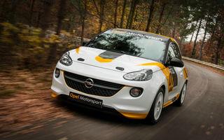 Opel revine în motorsport cu Adam CUP şi cu Astra OPC CUP