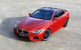 BMW M6 Coupe primeşte vizita tunerului G-Power
