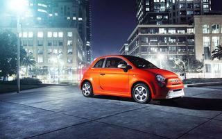 Fiat 500e nu va fi comercializat şi pe piaţa din Europa