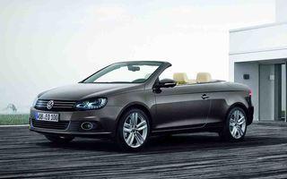 Volkswagen renunţă la Eos, dar va dezvolta un cabriolet de dimensiunea lui Passat