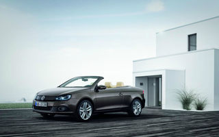Volkswagen îl va înlocui pe Eos cu o decapotabilă mai mare