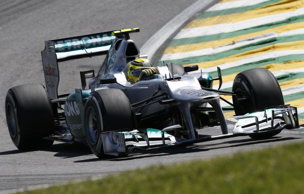 Mercedes îşi propune să câştige curse în sezonul 2013 - Poza 1
