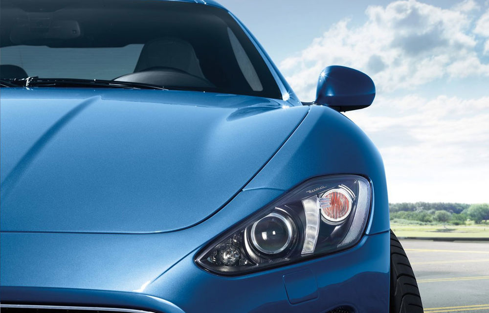 Maserati plănuieşte un coupe cu motor central şi un model mai mare decât GranTurismo - Poza 1