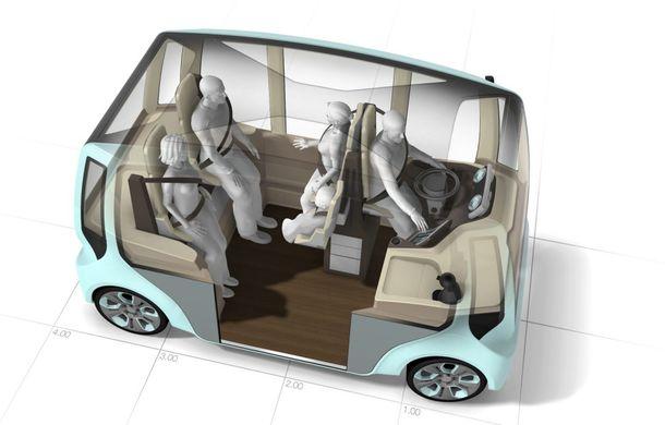 Rinspeed MicroMax - un nou concept inovativ debutează la Geneva 2013 - Poza 2