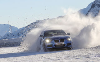 REPORTAJ: Drifturi cu BMW la 2800 de metri altitudine