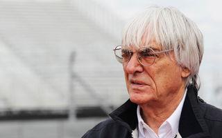 """Ecclestone refuză Austria: """"Calendarul din 2013 va avea doar 19 curse"""""""