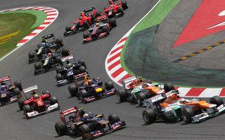 Barcelona renunţă la alternanţa cursei din Spania cu circuitul de la Valencia