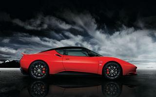 Lotus Evora Sports Racer, o nouă versiune a sportivei britanice