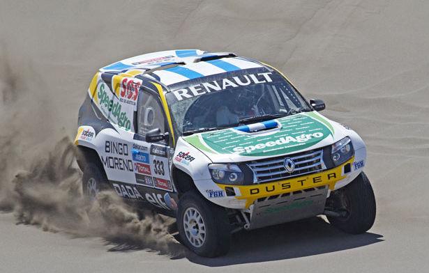 OFICIAL: Duster va concura în Raliul Dakar 2013! - Poza 3