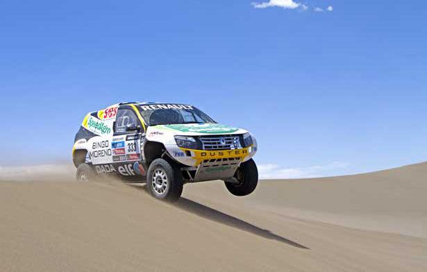 OFICIAL: Duster va concura în Raliul Dakar 2013! - Poza 1