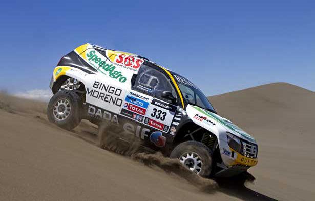 OFICIAL: Duster va concura în Raliul Dakar 2013! - Poza 6