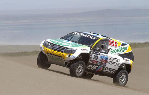 OFICIAL: Duster va concura în Raliul Dakar 2013! - Poza 4