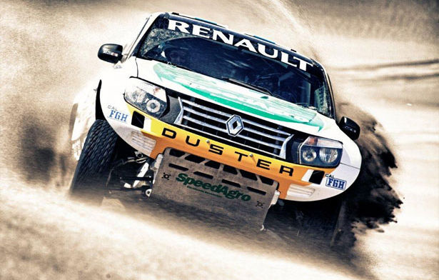 OFICIAL: Duster va concura în Raliul Dakar 2013! - Poza 7