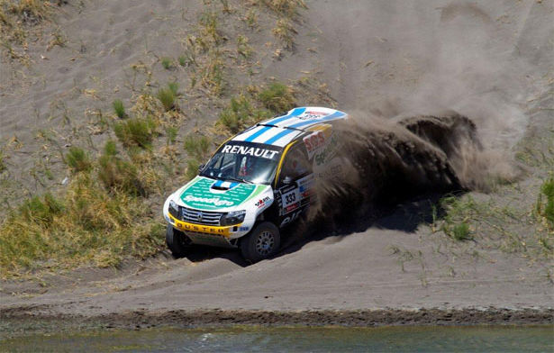 OFICIAL: Duster va concura în Raliul Dakar 2013! - Poza 2