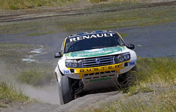 OFICIAL: Duster va concura în Raliul Dakar 2013! - Poza 5