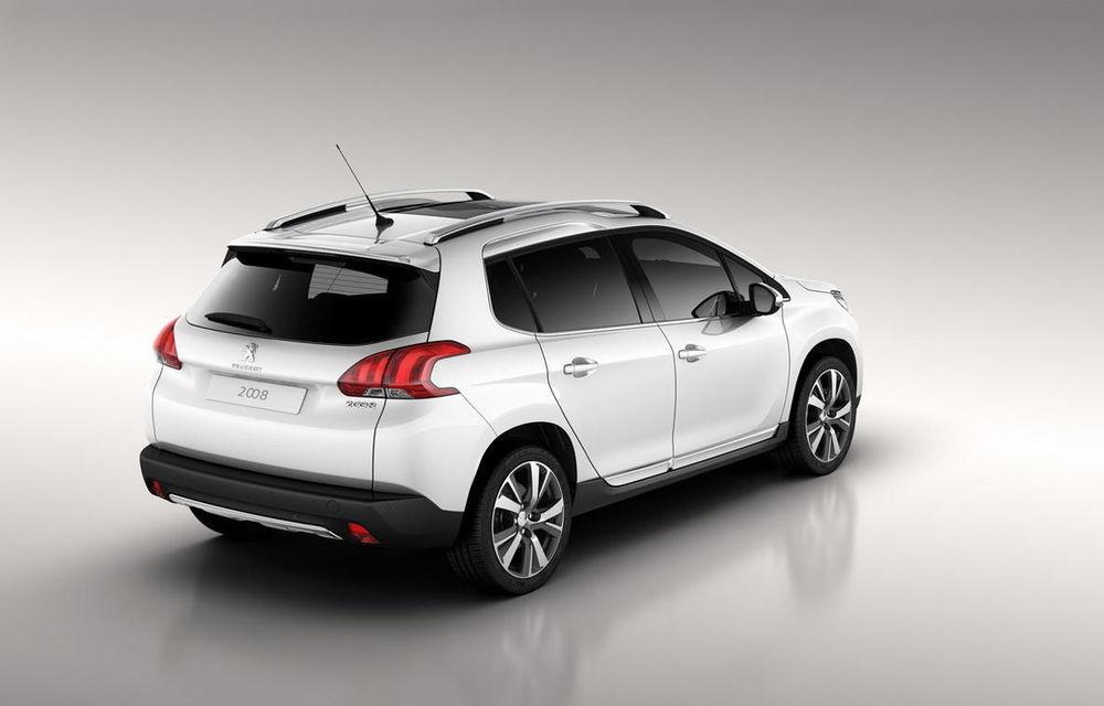 Peugeot 2008 - primele imagini cu rivalul lui Nissan Juke - Poza 3