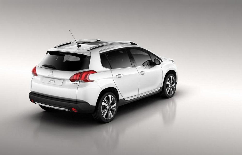 Peugeot 2008 - primele imagini cu rivalul lui Nissan Juke - Poza 6