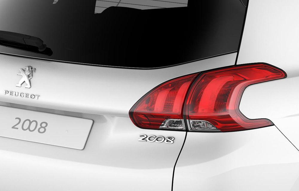 Peugeot 2008 - primele imagini cu rivalul lui Nissan Juke - Poza 9