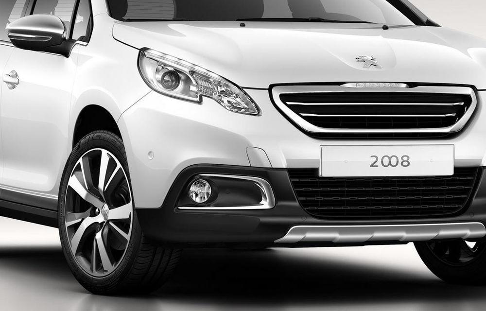 Peugeot 2008 - primele imagini cu rivalul lui Nissan Juke - Poza 10