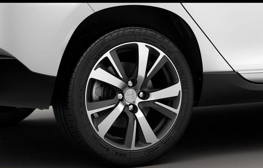 Peugeot 2008 - primele imagini cu rivalul lui Nissan Juke - Poza 5