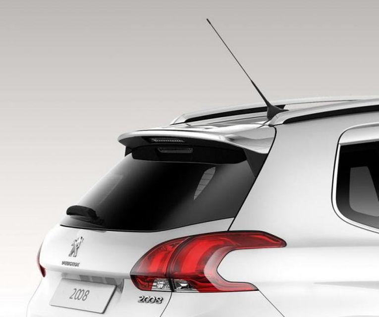 Peugeot 2008 - primele imagini cu rivalul lui Nissan Juke - Poza 4
