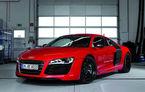 Audi amână lansarea lui R8 e-tron pe o perioadă nedeterminată