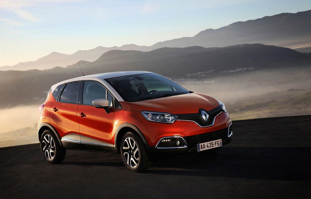 Renault Captur - imagini şi detalii oficiale - Poza 1