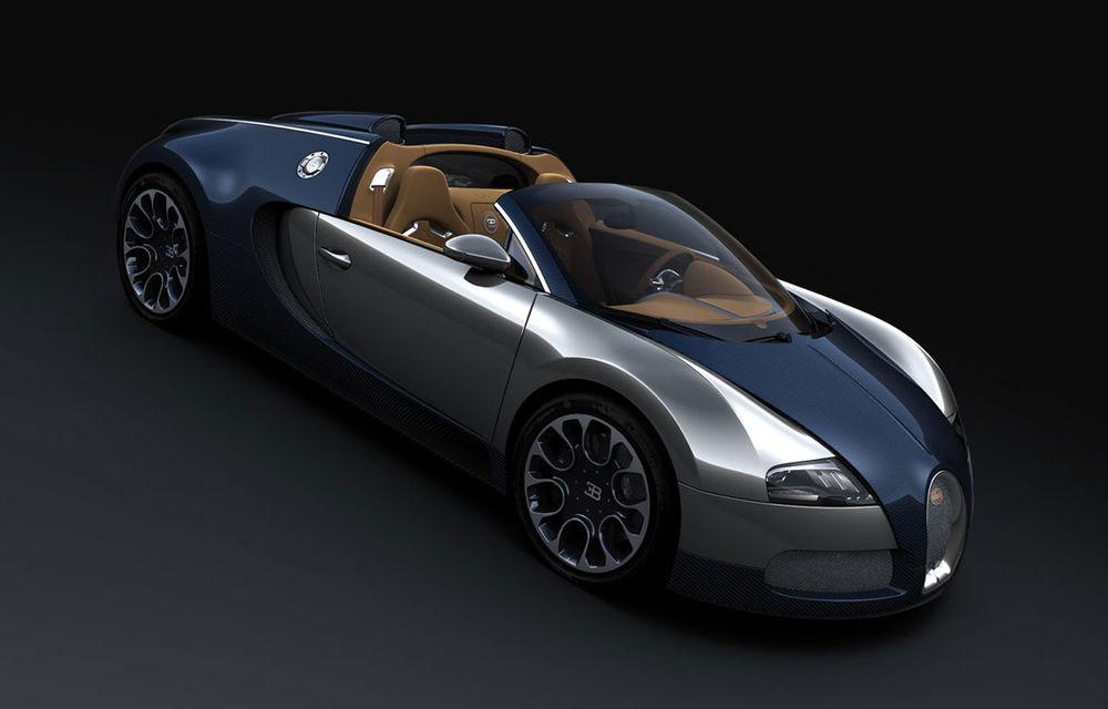 Bugatti continuă producţia lui Veyron Grand Sport până în 2014 - Poza 1
