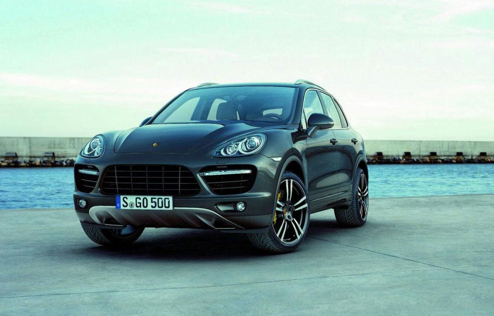 Porsche a stabilit un record de vânzări în 2012 - Poza 1
