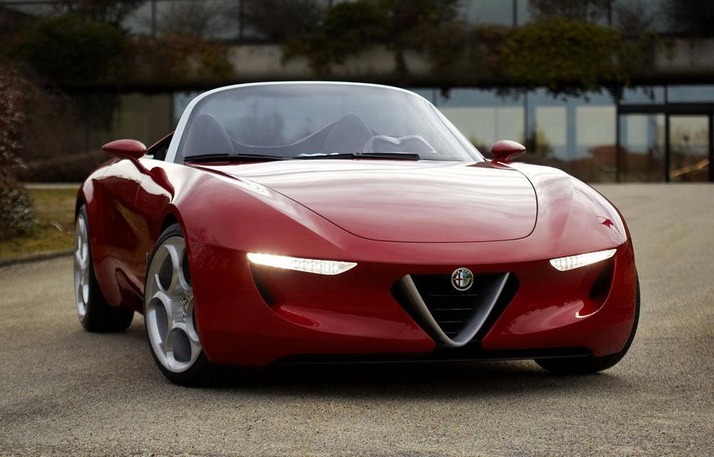 Este oficial: Mazda va construi în Japonia un viitor roadster Alfa Romeo pe platforma lui MX-5 - Poza 1