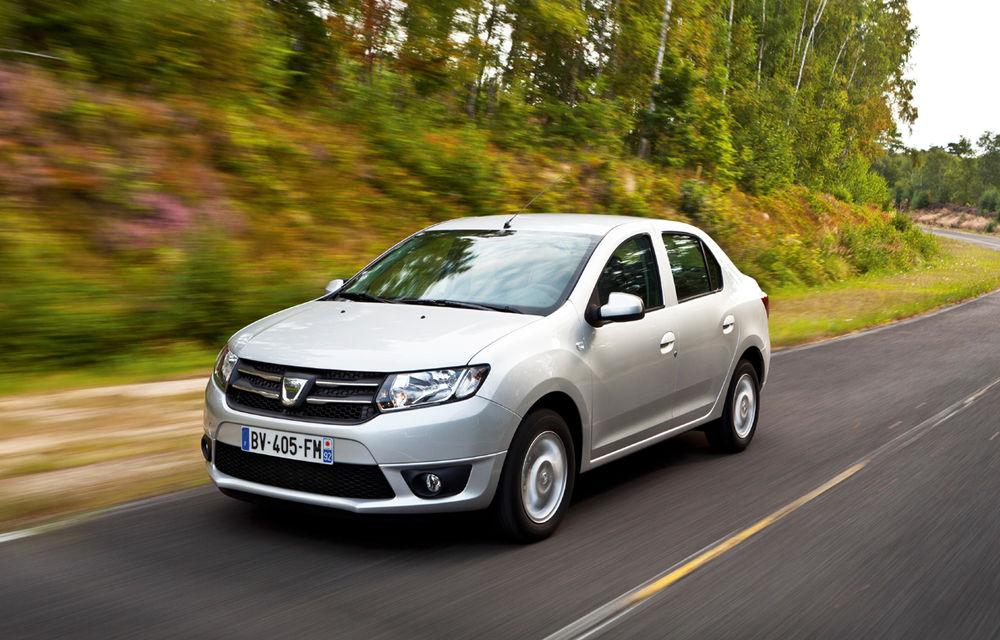 Dacia a avut vânzări record în 2012 - Poza 1