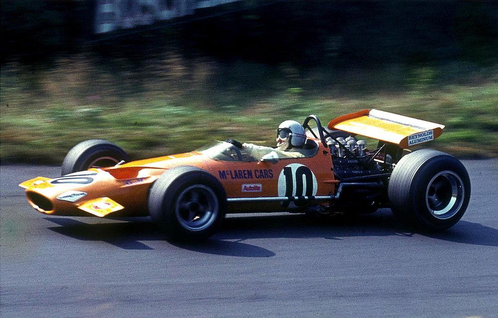 POVEŞTI AUTO: McLaren - 50 de ani de istorie - Poza 4