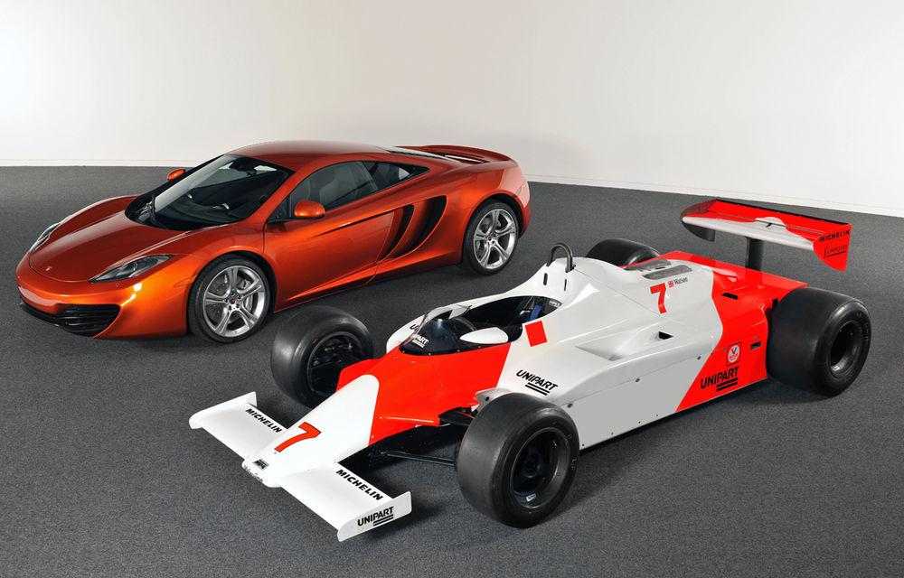 POVEŞTI AUTO: McLaren - 50 de ani de istorie - Poza 23