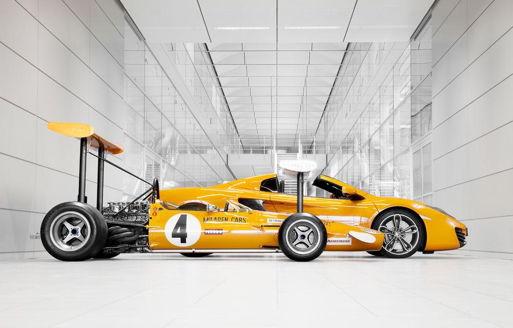POVEŞTI AUTO: McLaren - 50 de ani de istorie - Poza 2