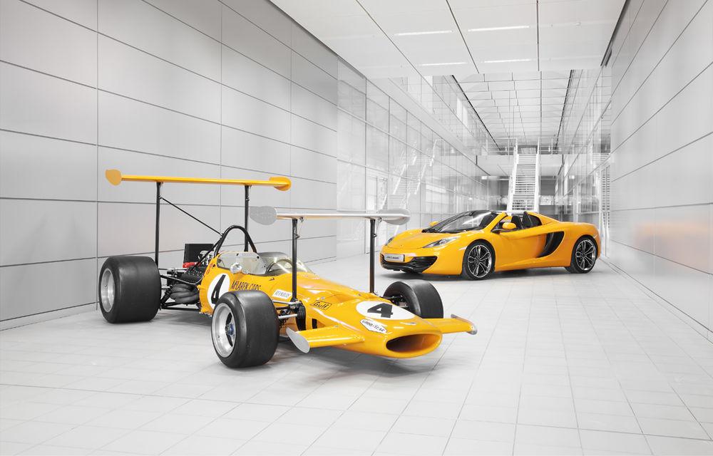 POVEŞTI AUTO: McLaren - 50 de ani de istorie - Poza 1