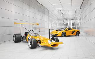 POVEŞTI AUTO: McLaren - 50 de ani de istorie