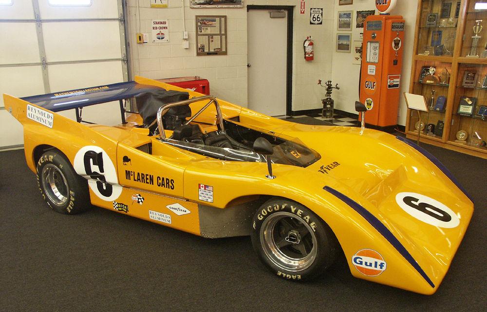 POVEŞTI AUTO: McLaren - 50 de ani de istorie - Poza 19