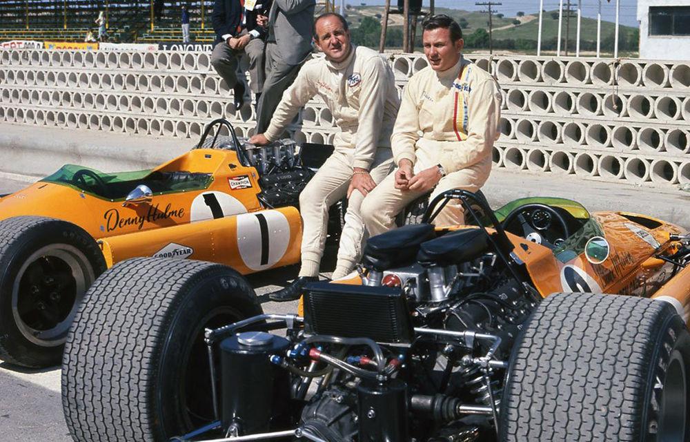 POVEŞTI AUTO: McLaren - 50 de ani de istorie - Poza 3