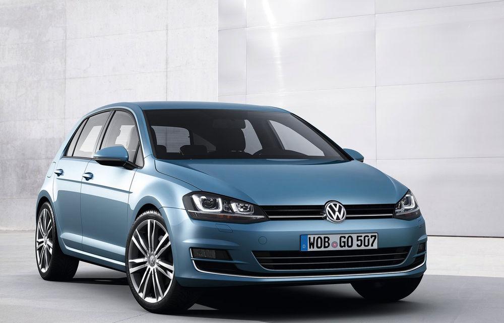 Volkswagen măreşte producţia în Wolfsburg pentru a răspunde la cererea pentru Golf - Poza 1