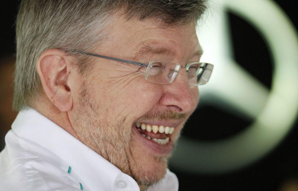 "Brawn: ""Mercedes construieşte un plan de succesiune"" - Poza 1"